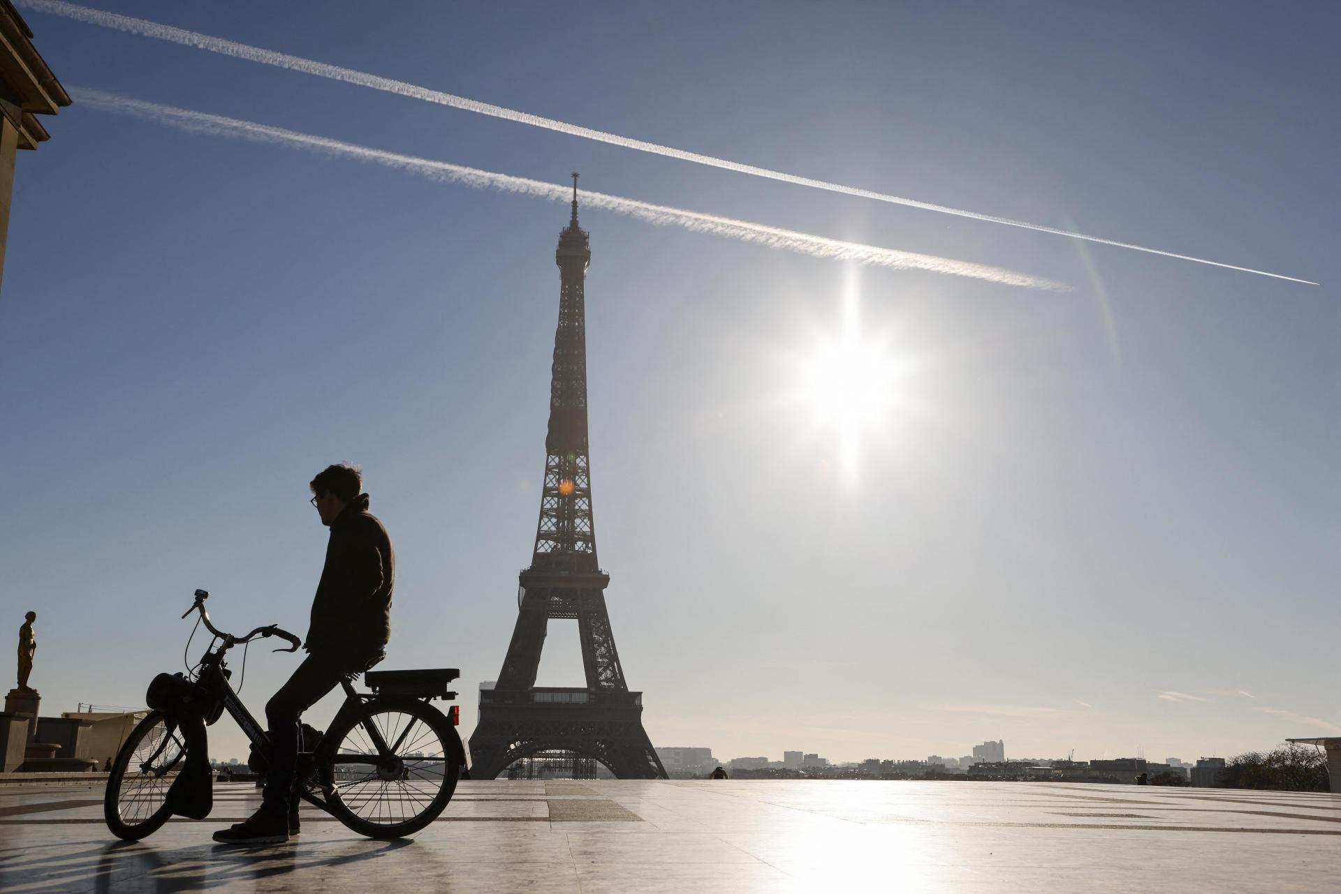LE TEMPS : Les trajets à vélo en nette progression en Europe